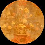 Détail secrétaire Louis XVI en Bois de rose et Amarante - Ossature Chêne - Ateliers Alain Maury - Villemandeur